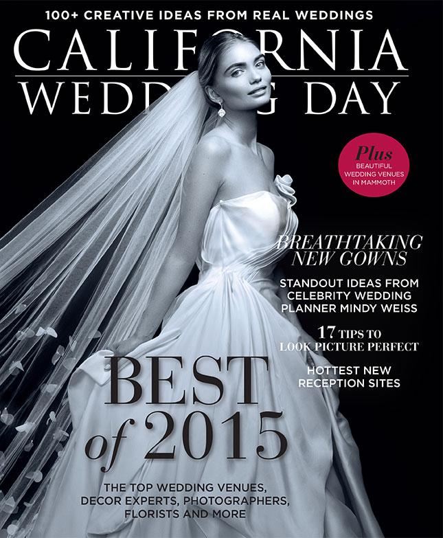 Image forCalifornia Wedding Day, Winter 2015-2016