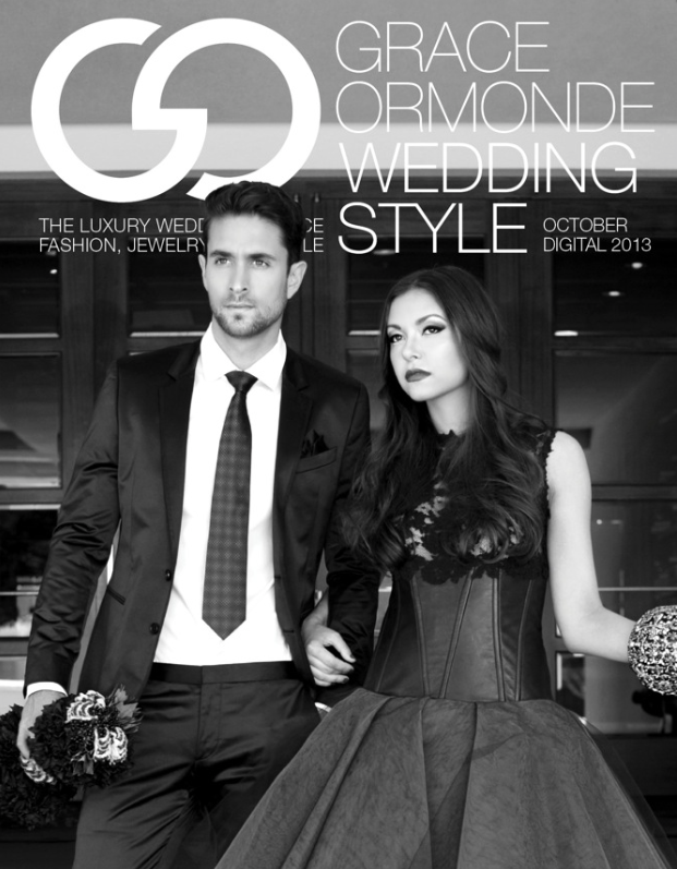 Image for Grace Ormonde Wedding Style, October 2013