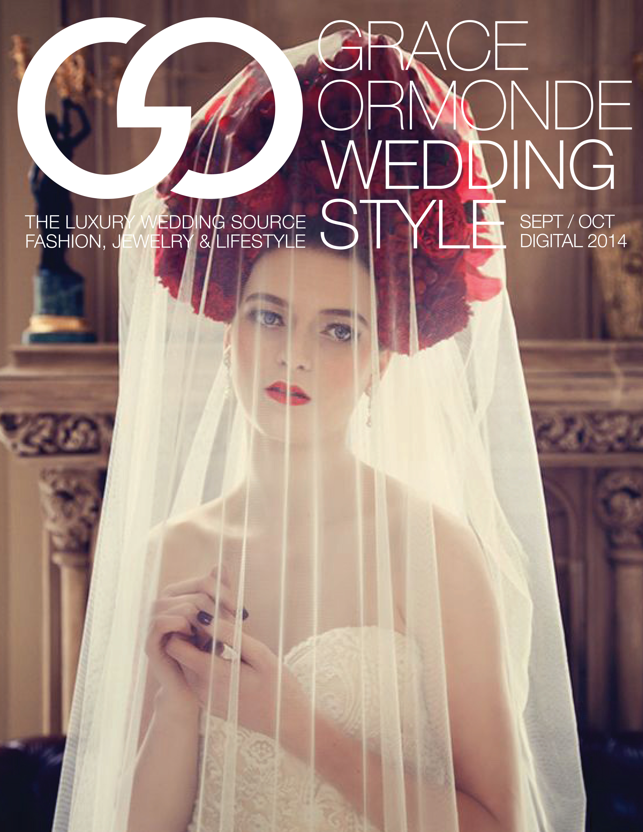 Image for Grace Ormonde Wedding Style, Sept/Oct 2014