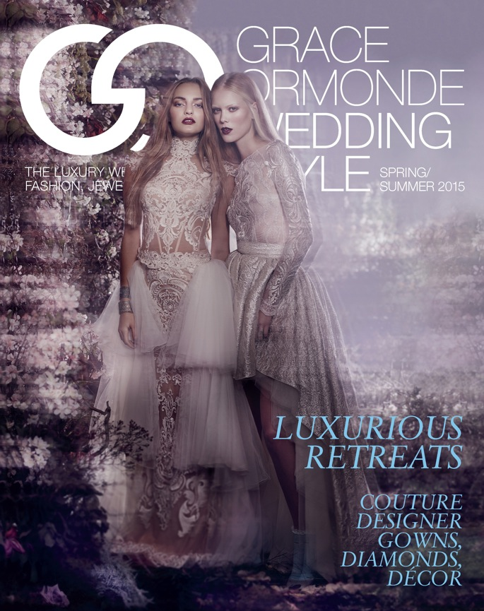 Image forGrace Ormonde Wedding Style, Spring/Summer 2015