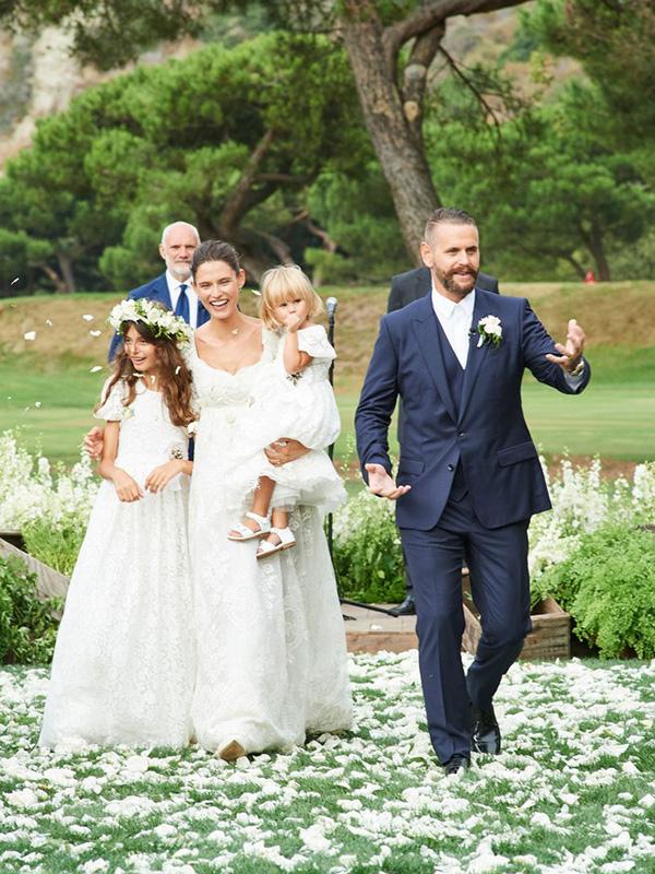 Bianca & Matthew Wedding
