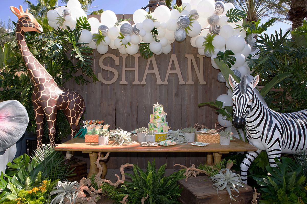 Shaan'S 1St Birthday