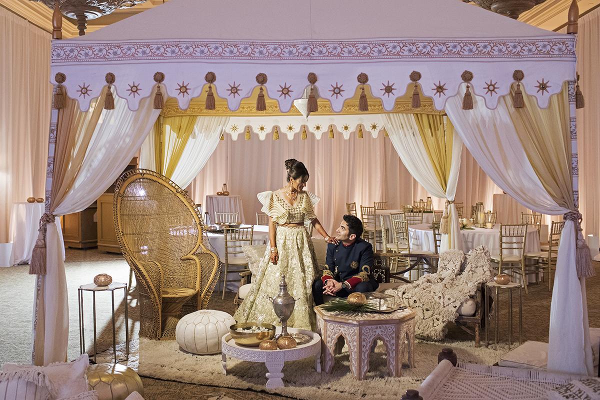 Sandhya & Arjun Sangeet